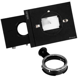 FotodioX Vizelex RhinoCam System with Mamiya 645 Lens Mount for Sony E-Mount Cameras
