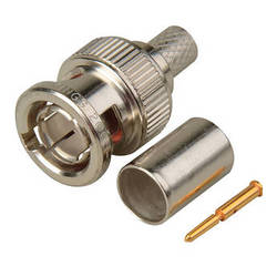 Kings Electronics 2065-22-9 75 ohm BNC Male Connector