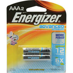 Energizer Advanced Lithium AAA Batteries (4-Pack)