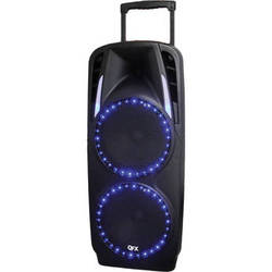QFX Bluetooth Tailgate PA Speaker