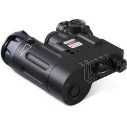 Steiner DBAL-D2 Green/IR Aiming Laser Sight with IR LED Illuminator (Black)