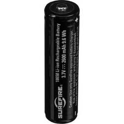 SureFire 18650 Protected Li-Ion Rechargeable Battery (2600mAh)