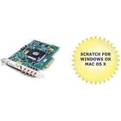 AJA KONA 4 PCI-E I/O Card and Assimilate SCRATCH Kit
