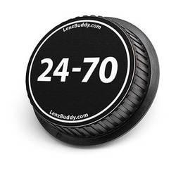LenzBuddy Rear Lens Cap for Nikon 24-70mm Lens