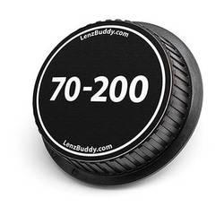 LenzBuddy Rear Lens Cap for Nikon 70-200mm Lens