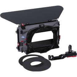 Vocas MB-435 Matte Box Kit with 15mm Rod Support and Donut Adapter Rings