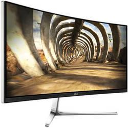 """LG 34UC97-S 34"""" UltraWide QHD Curved LED Backlit LCD Monitor"""