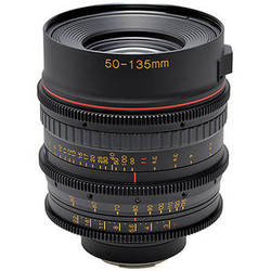 Tokina Cinema 50-135mm T3.0 with Canon EF Mount