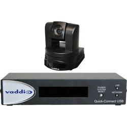 Vaddio ClearVIEW HD-20SE HD QUSB PTZ Camera System (North America)