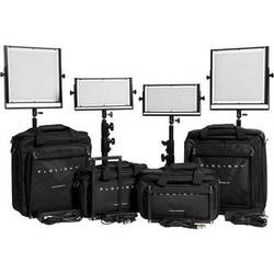 Flolight LED Video Lighting Kit (Two MicroBeam 1024 & Two MicroBeam 512 Daylights)