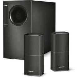 Bose Acoustimass 5 Series V Home Theater Speaker System (Black)