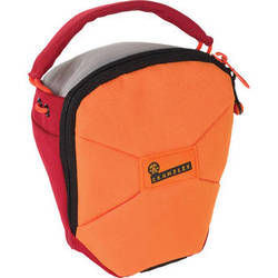 Crumpler Pleasure Dome Camera Shoulder Bag (Small, Orange and Red)
