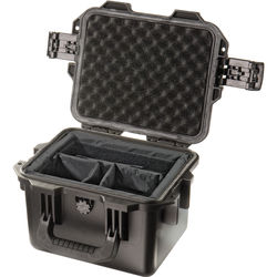 Pelican iM2075 Storm Case with Padded Dividers (Black)