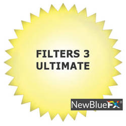 NewBlueFX Filters 3 Ultimate (Download)