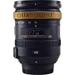 LENSband Lens Band MINI (Gold)