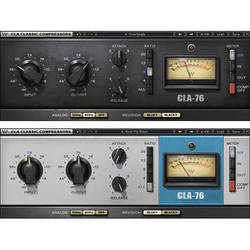 Waves CLA-76 Compressor/Limiter - Dynamics Plug-In (TDM/Native/SoundGrid, Download)