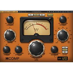 Waves H-Comp Hybrid Compressor - Dynamics Plug-In (Native/SoundGrid, Download)