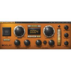 Waves H-Delay Hybrid Delay Delay Plug-In (Native/SoundGrid, Download)