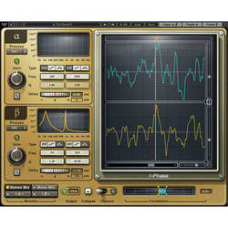 Waves InPhase - Phase Correction Plug-In (Native/SoundGrid, Download)