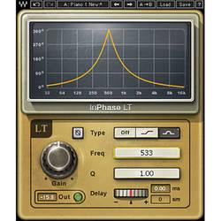 Waves InPhase LT - Simplified Phase Correction Plug-In (TDM/Native/SoundGrid, Download)