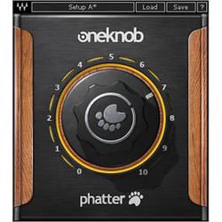 Waves OneKnob Phatter - Bass Enhancement Plug-In (Native/SoundGrid, Download)