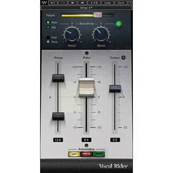Waves Vocal Rider - Automatic Level-Riding Plug-In (Native/SoundGrid, Download)