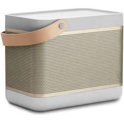 B & O Play Beolit 15 (Natural Champagne with Leather Handle)