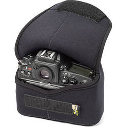LensCoat BodyBag Plus DSLR Body Case for D800 or D810(Black)