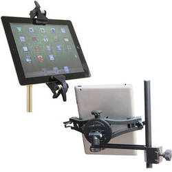 """AirTurn Manos Universal Tablet Mount with 8"""" Extension"""