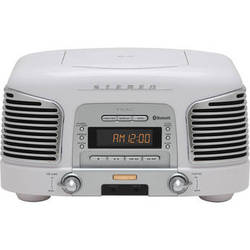 Teac SL-D930 2.1-Channel Bluetooth Speaker System (White)