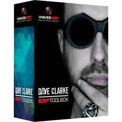 Waves Dave Clarke EMP Toolbox - Electronic Music Plug-In Bundle (TDM/Native/SoundGrid, Download)
