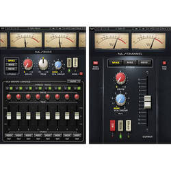 Waves NLS Non-Linear Summer - Classic Analog Console Modeling Plug-In (Native/SoundGrid, Download)