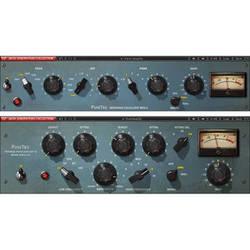 Waves PuigTec EQs - Program and Midrange EQ Plug-Ins (Native/SoundGrid, Download)