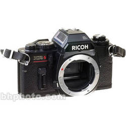 Ricoh The 35mm Manual Focus SLR Camera (Meter Non-Functional)