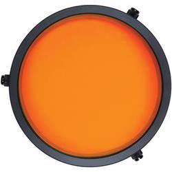 Ikelite Orange UR/Pro Color Correction Filter for Flat DSLR Lens Ports in Tropical Blue Water