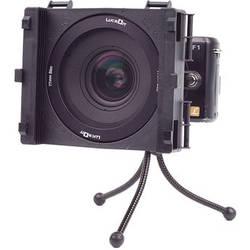 Formatt Hitech 100mm Lucroit Filter Holder with 2 x 2mm Slot Adapters