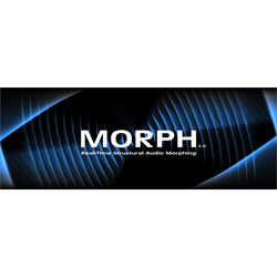 Zynaptiq MORPH 2 - Real-Time Audio Morphing Plug-In (Download)