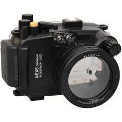 Polaroid Underwater Housing for Sony Alpha NEX-6 and 16-50mm f/3.5-5.6 Lens