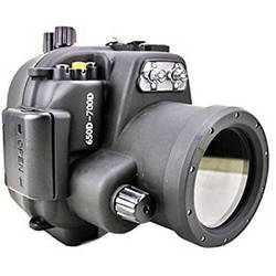 Polaroid Underwater Housing for Canon EOS Rebel T4i or T5i and 18-55mm f/3.5-5.6 Lens