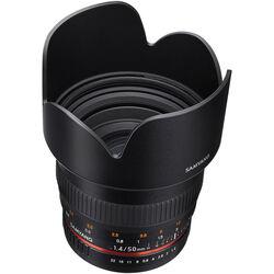 Samyang 50mm f/1.4 AS UMC Lens for Nikon F