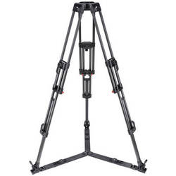 Camgear T100/CF2 2-Stage 100mm Bowl Tripod with Ground Spreader
