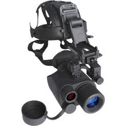 Bering Optics 1x26 Polaris Gen I Night Vision Monocular with Headgear
