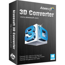 Great Harbour Software Aiseesoft 3D Converter (Version 6.3, Download)
