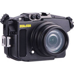 Sea & Sea MDX-a6000 Underwater Housing for Sony Alpha a6000 and ML Flat Lens Port 33