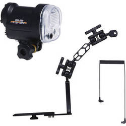 Sea & Sea YS-01 Strobe Lighting Package with Sea Arm 8