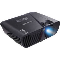 ViewSonic PJD6350 3300L LightStream XGA Networkable Projector (Black)
