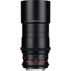 Rokinon 100mm T3.1 Macro Cine DS Lens for Canon EF Mount