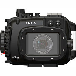 Fantasea Line FG7X Underwater Housing for Canon PowerShot G7 X