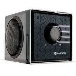 GOgroove BlueSYNC BX Portable Bluetooth Speaker (Silver)