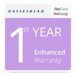 Hasselblad FlexCare Enhanced 1st Year Warranty